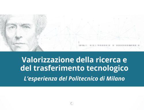 Valorizzazione della ricerca e del trasferimento tecnologico: il seminario a Firenze