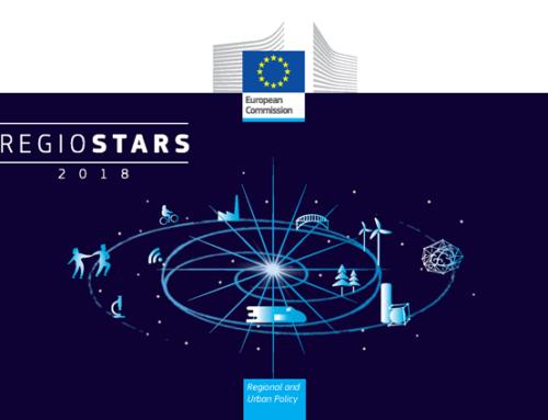 Per i progetti cofinanziati UE arriva il Premio RegioStars Awards 2018