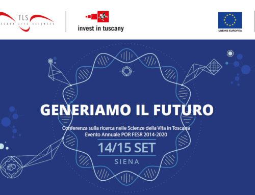 Generiamo il futuro: a Siena la conferenza sulle life sciences in Toscana
